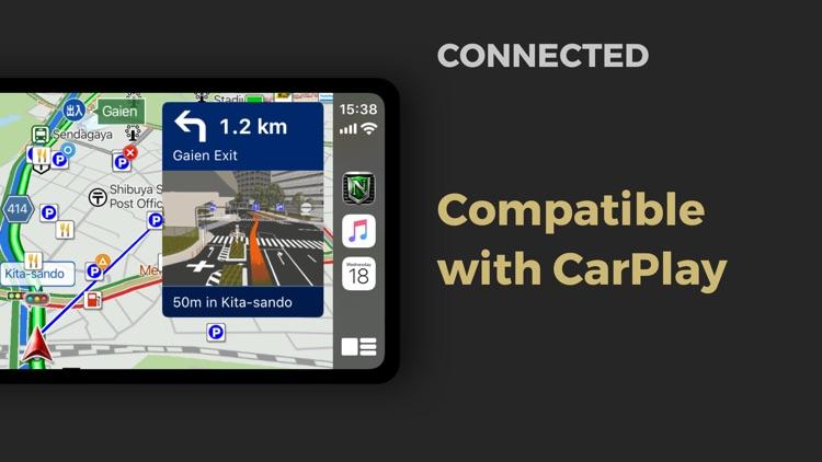 CAR NAVITIME screenshot-6