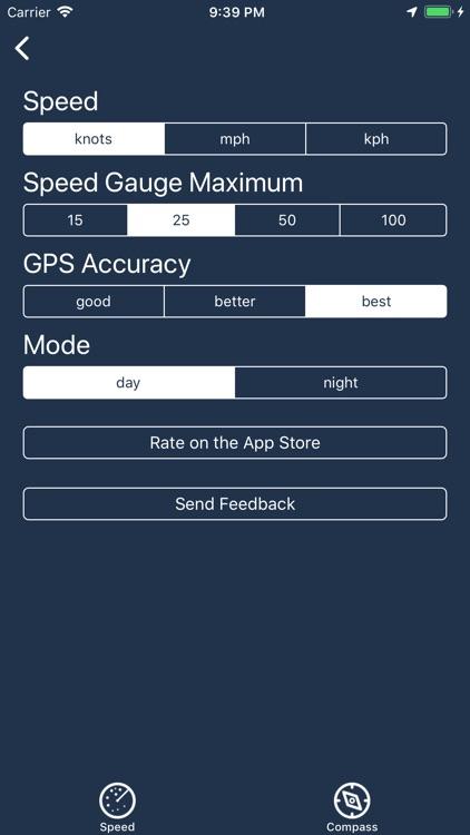 BoatSpeed: Course & Speed° screenshot-6