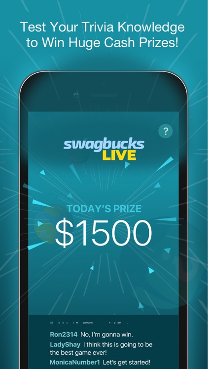 Swagbucks LIVE screenshot-0