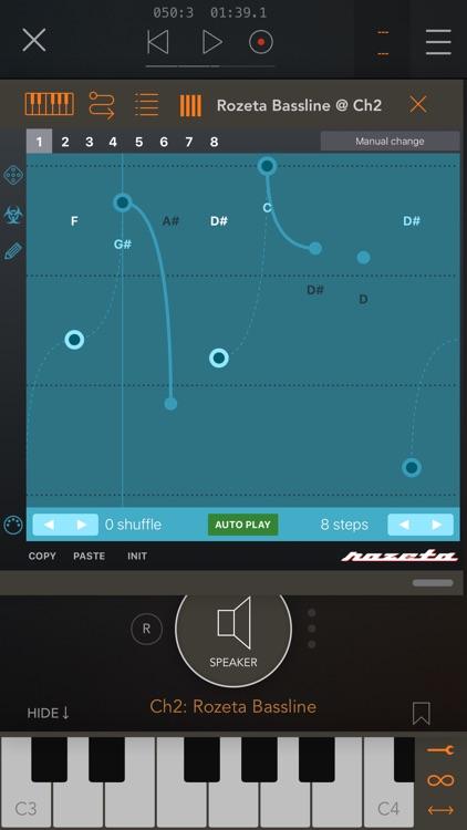 AUM - Audio Mixer screenshot-4