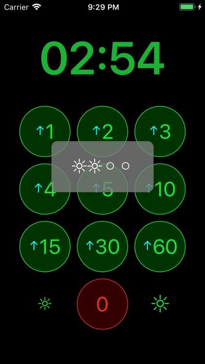Flashlight Timer - Timed Torch screenshot-0