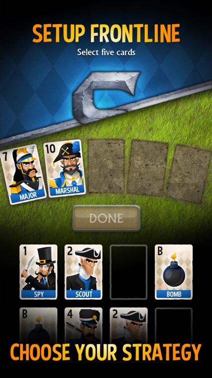 Stratego ® Battle Cards