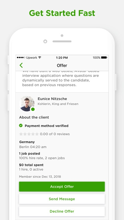 Upwork for Freelancers screenshot-3