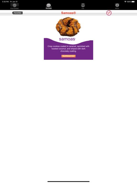 Girl Scout Cookie Locator screenshot 15