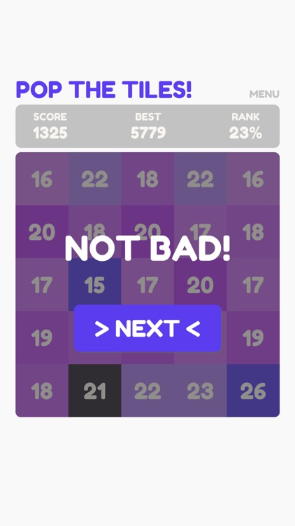 Pop the Tiles: Top Puzzle Game screenshot-7