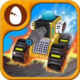 Battlefield Tank 3D