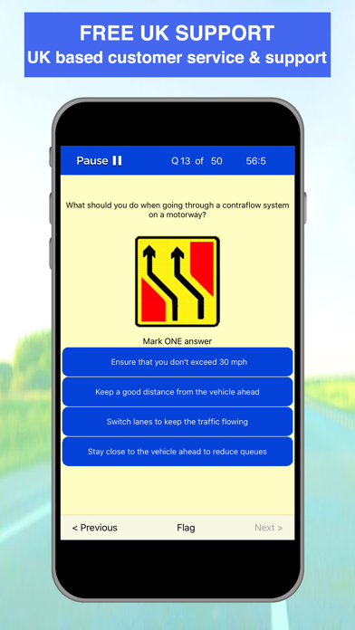 Screenshot for Driving Theory Test - 2019 in Germany App Store