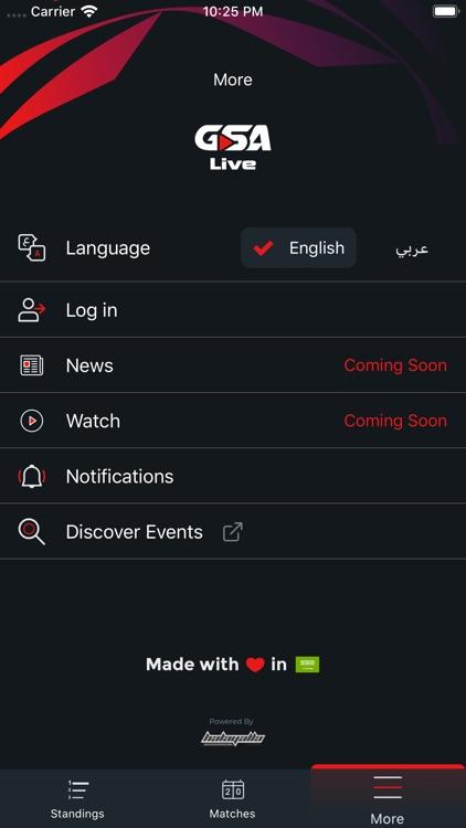 GSA Live screenshot-3