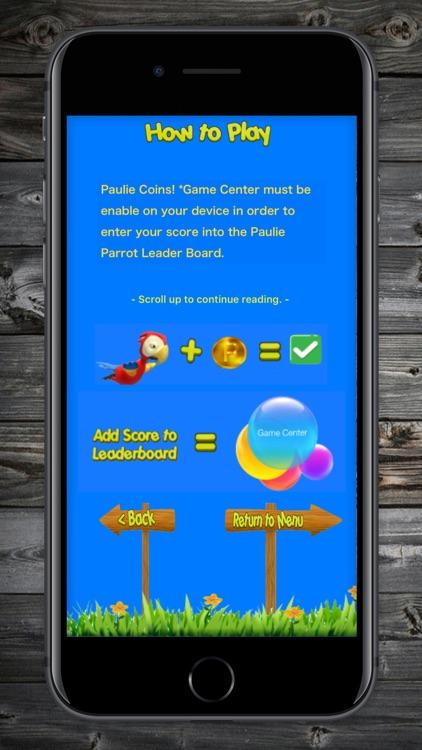 Paulie Parrot screenshot-5