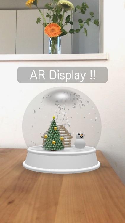 Snow Globe Maker AR/VR