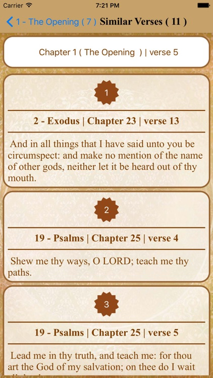 Bible Quran Link screenshot-4