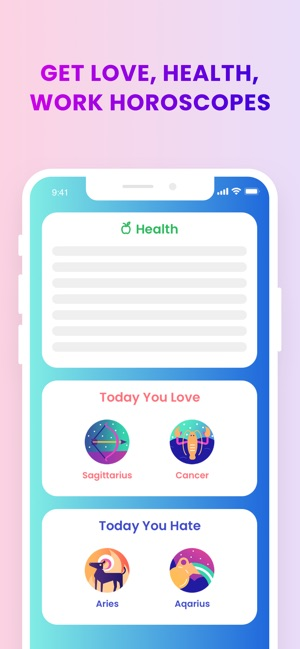 Daily Horoscope App 2019 on the App Store