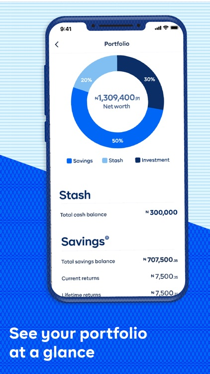 CowryWise - Save and Invest screenshot-3