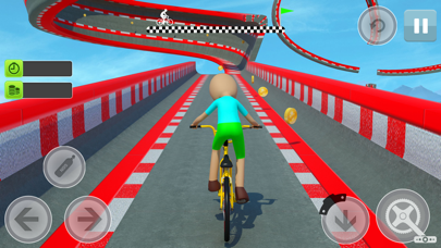 Freestyle DMBX Race screenshot 4