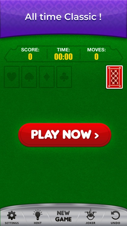 Solitaire * Patience Card Game screenshot-7