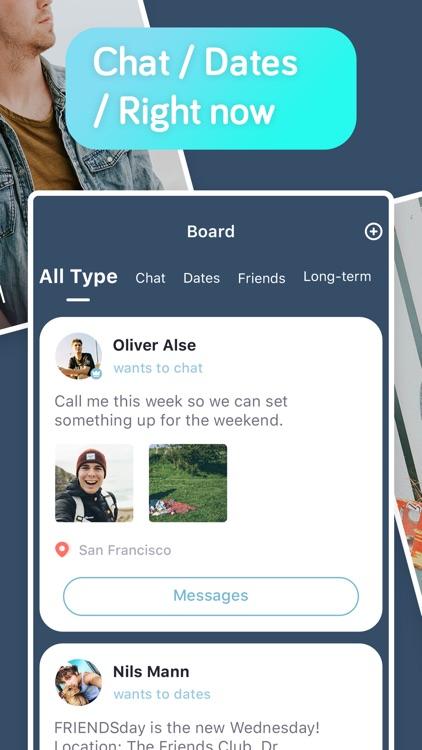 Swagy - Gay Dating App screenshot-7