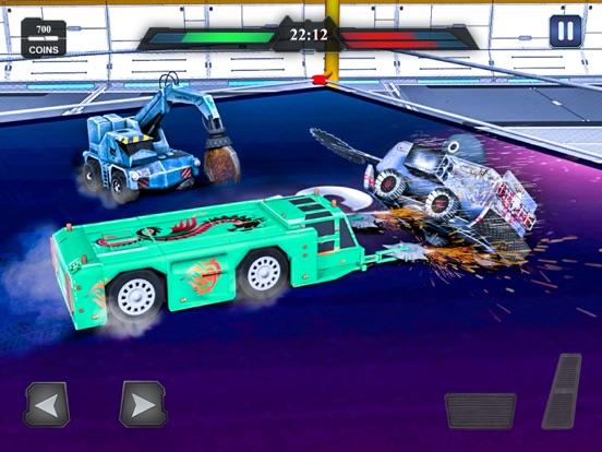 Robot Car Battle Wrestling screenshot 1