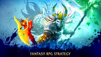 Screen Shot Heroes Of War Magic 5