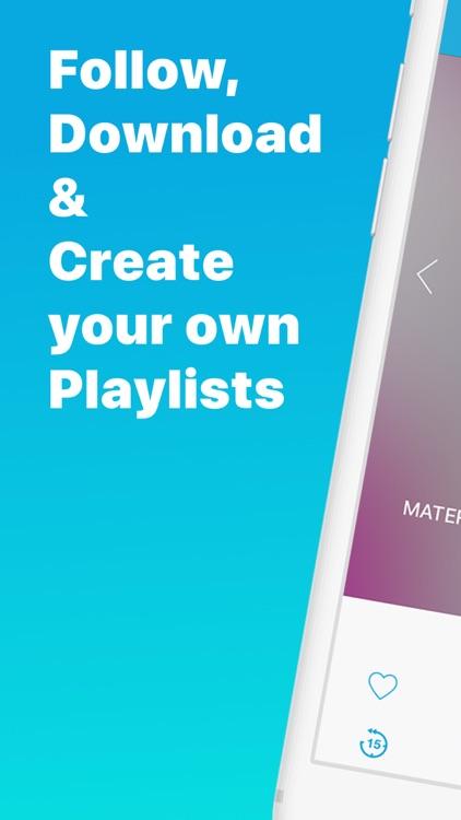 Podomatic Podcast Player screenshot-4