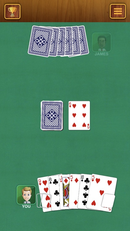 Crazy Eights - Classic Cards