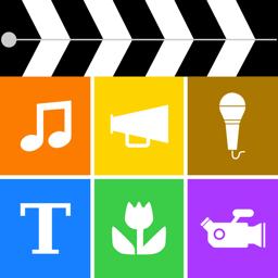 Ícone do app Videocraft - Video Editor Pro