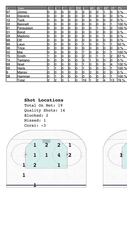 Icetrack Hockey Stats screenshot-9