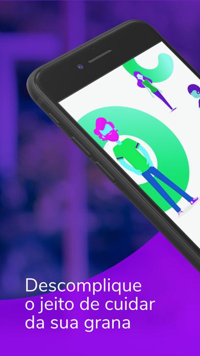 Woop Sicredi: conta digital screenshot one