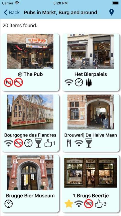 Beer Guide Brugge