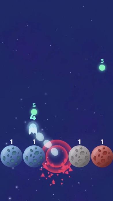 Comets vs Planets! screenshot 5