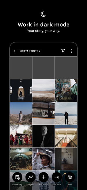 ‎UNUM: Photo Editor & Collage Capture d'écran