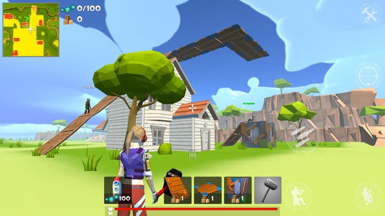 Rocket Royale: PvP Survival screenshot-4