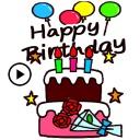 Animated Happy Birthday Gifs