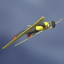 Skijump X