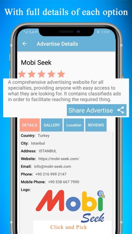 Mobi Seek screenshot-4