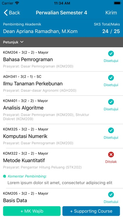 IPB Mobile for Student screenshot-7