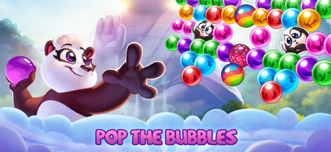 1bee46484 Panda Pop! Bubble Shooter Game on the App Store