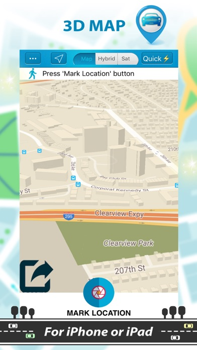 Screenshot for Find My Car with AR Tracker in United States App Store