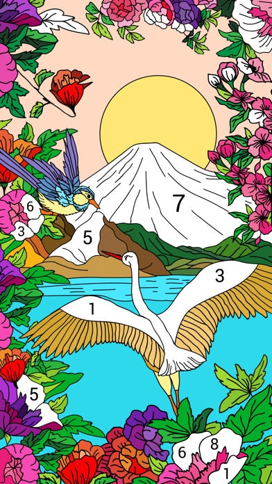 Baixar Happy Color™ – jogo de colorir para Android