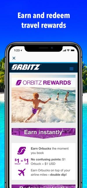 Orbitz Hotels & Flights on the App Store