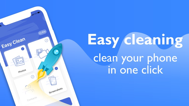 Easy Cleaner - Clean Storage