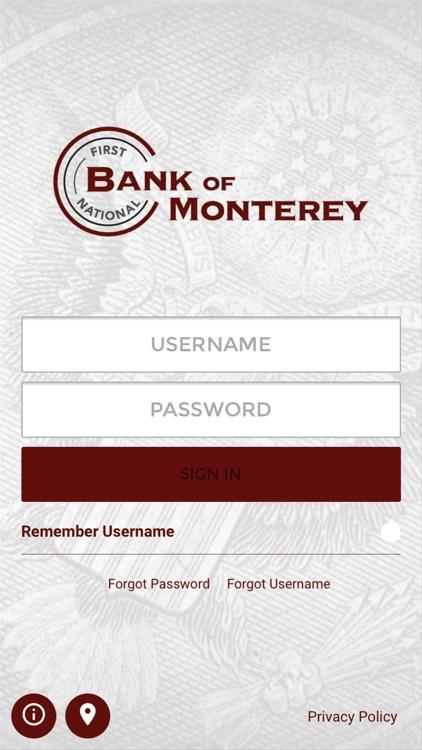 The FNB of Monterey
