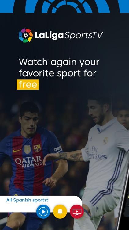 LaLiga Sports TV On Demand
