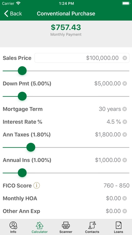 Central Bank Home Loans screenshot-2