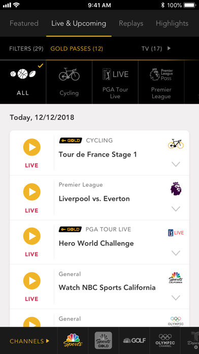 NBC Sports Live Extra App Profile  Reviews, Videos and More