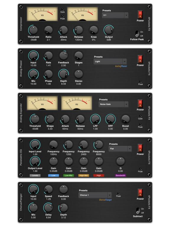 Time Machine AUv3 Plugin screenshot 7