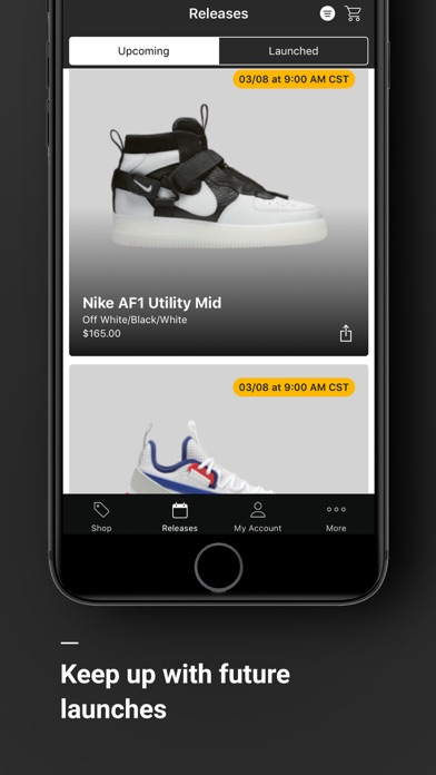 download Foot Locker apps 3