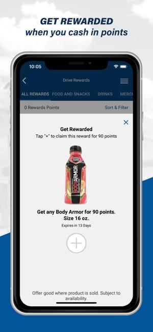 Murphy Drive Rewards on the App Store