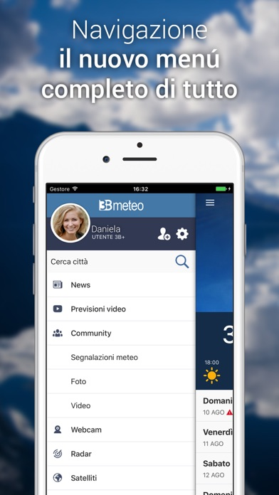 Download 3B Meteo - Previsioni Meteo per Pc