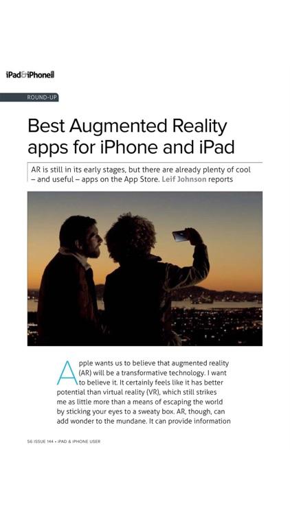 iPad & iPhone User magazine. screenshot-7