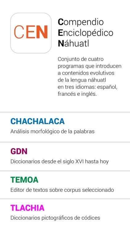 Compendio Náhuatl